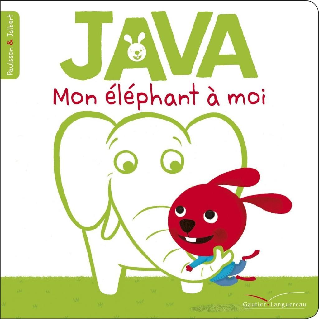 JAVA PAULSSON JALBERT MON ELEPHANT 01