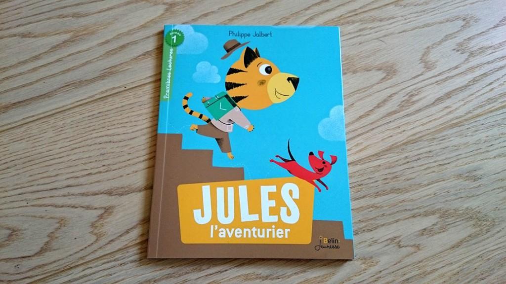 JULES L'AVENTURIER - philippe jalbert - belin 10