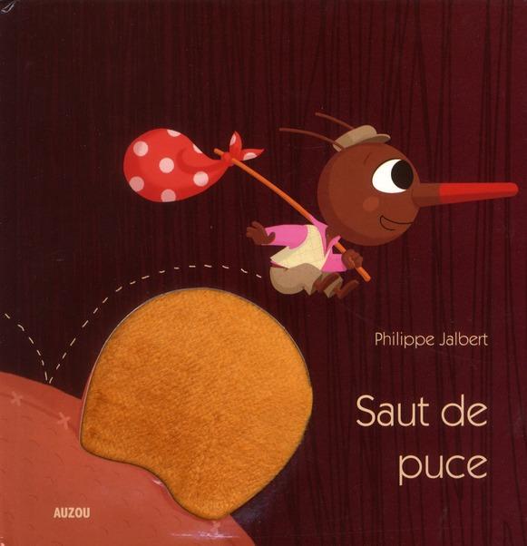 SAUT DE PUCE philippe jalbert