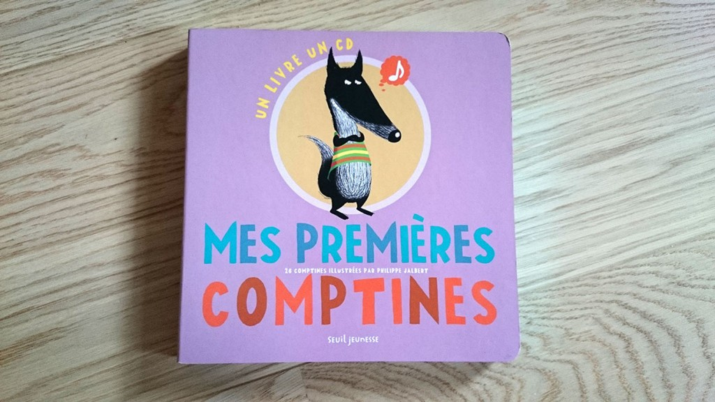 MES PREMIERES COMPTINES PHILIPPE JALBERT SEUIL