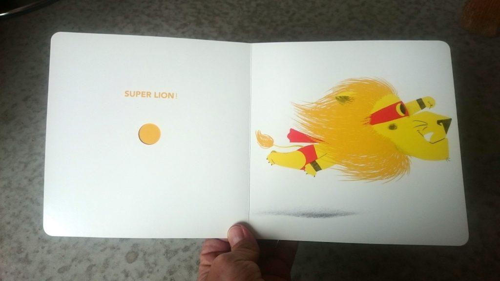 SUPER LION ET SES AMIS 03
