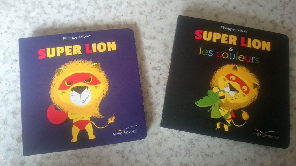 SUPER LION couvertures
